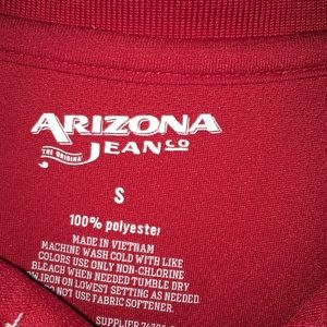 Arizona red shirt